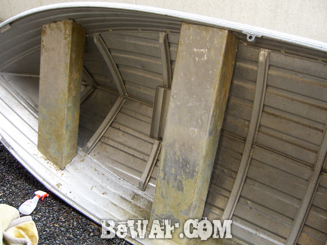 bass fishing alumi boat kaizou chuuko29