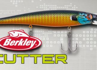 CUTTER 90+ がリリース!! (Berkley)