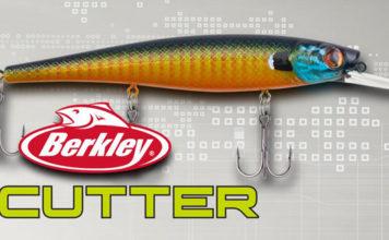 CUTTER 90+ がリリース!! (Berkley) 1