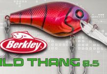 Wild Thang 8.5 クランクベイトがリリース!! (Berkley) 2