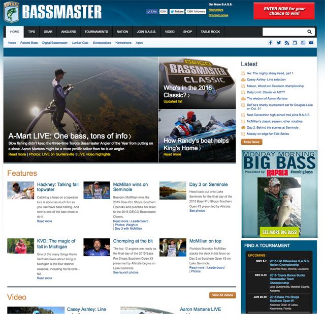 bewaf com bassmaster