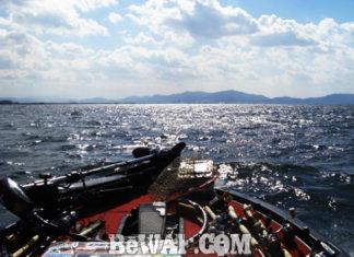 琵琶湖バスフィッシングガイドリポート ~加納様~ 00cm
