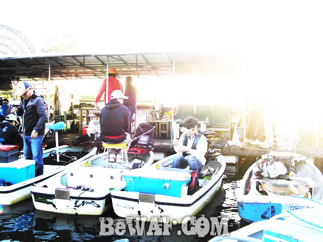 ibanaiko bass fishing chouka seven parms 2