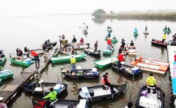 第34回 西の湖 レンタルボートトムソーヤ 秋大会 の結果&パターン