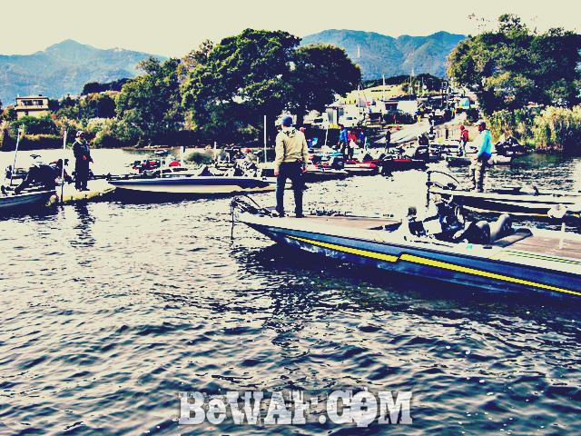 12 biwako marine bass owners cup 2015