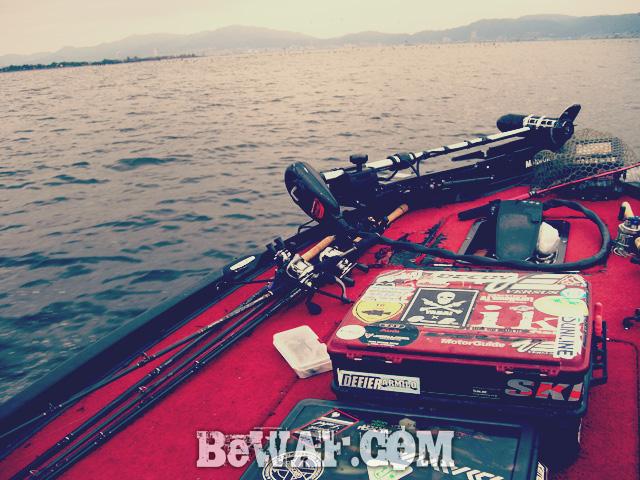 15 biwako bass guide chouka diary