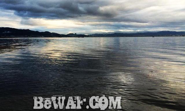 今日の琵琶湖 (by ビワエフ) 11月10日 1