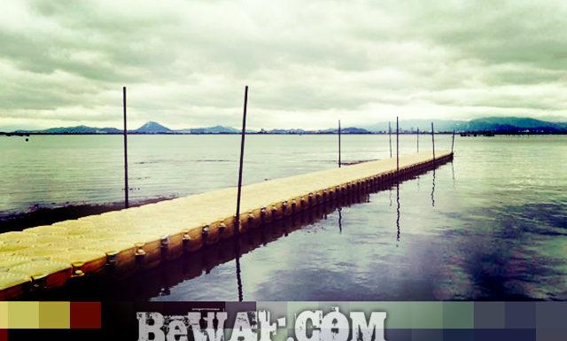 今日の琵琶湖 (by ビワエフ) 11月15日 1