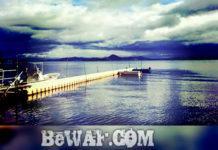 今日の琵琶湖 (by ビワエフ) 11月24日 1