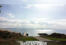 今日の琵琶湖 (by ビワエフ) 11月21日 1