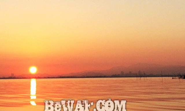 今日の琵琶湖 (by ビワエフ) 11月6日 1