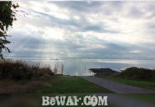 今日の琵琶湖 (by ビワエフ) 11月20日 2