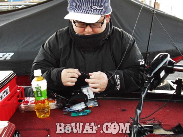 biwako bass fishing jackall deps chouka 1