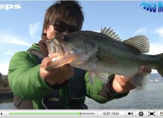 初冬の琵琶湖をハードベイトで攻略!! (上田直紀)