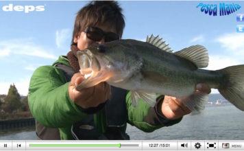 初冬の琵琶湖をハードベイトで攻略!! (上田直紀) 2