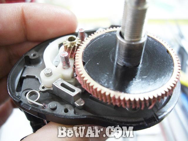 reel over haul bait casting 14