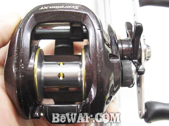 reel over haul bait casting 16