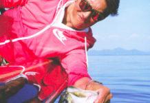 琵琶湖で世界一のブラックバスを釣る!! (反町隆史) 1