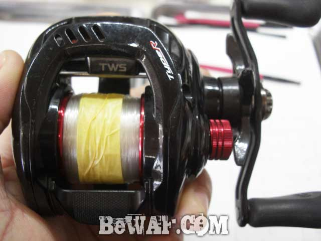 12 daiwa t3 steetz air over haul gazou