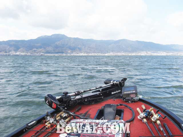 biwako bassfishing haru point 13