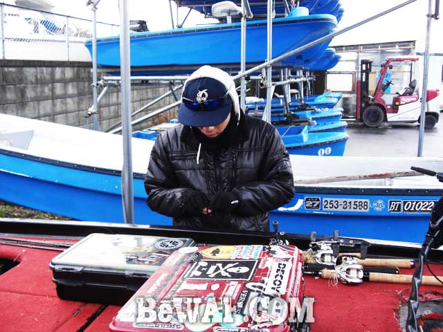 biwako bassfishing haru point 2