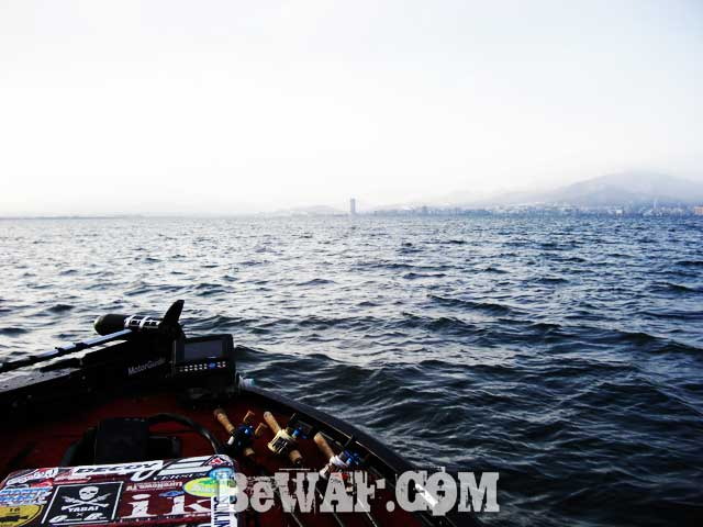 biwako bassfishing haru point 4