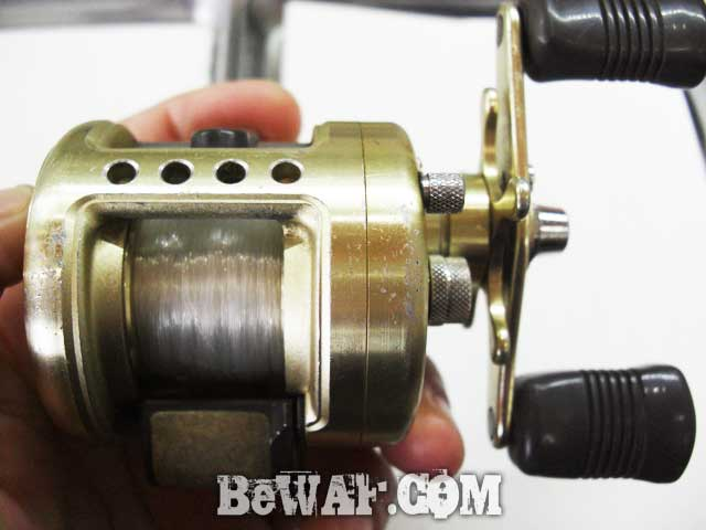 calcutta conquest 50 xt overhaul-1
