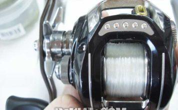 オーバーホール日記#74:ダイワ TDジリオン 7.3リミテッド 洗浄&修理 1