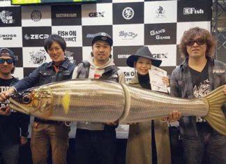 デッカ〜!! ジョインテッドクロー178cmが公開!! (GAN CRAFT)