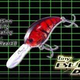 """新スモールクランク""""Tiny BLITZ DR"""" (O.S.P inc)"""