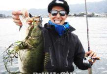 琵琶湖バスフィッシングガイドリポート ~竹中様~ 55cm 12