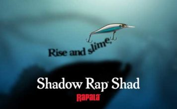 Shadow Rap Shad がデビュー!! (RAPALA USA) 2
