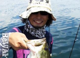 琵琶湖バスフィッシングガイドリポート ~川様~ 49cm