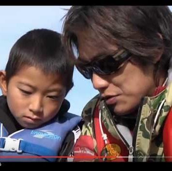 琵琶湖で世界一のバスを釣る!! (反町隆史) 1