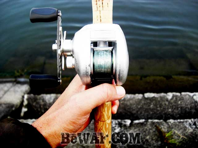 winn fishing grip tuhan rod custom shop13