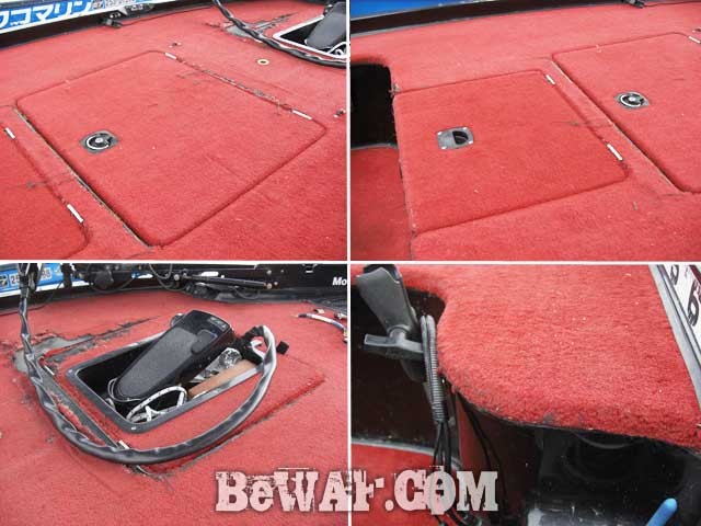 bass boat carpet harikae deck carpet 3