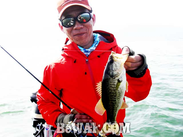 biwako bass fishing guide yasui 18