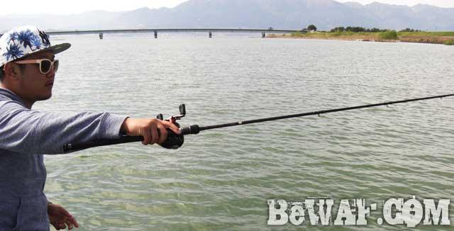 biwako bass fishing guide yasui nedan ninki blog 12