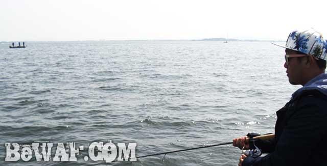 biwako bass fishing guide yasui nedan ninki blog 5