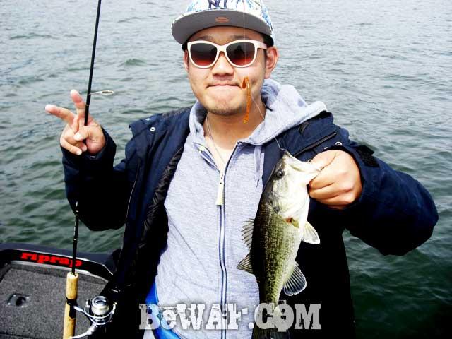 biwako bass fishing guide yasui nedan ninki blog 8