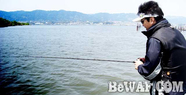 biwako bass guide blog yasui shousai 10