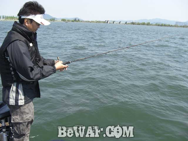 biwako bass guide blog yasui shousai 13