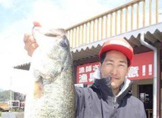 お客様からの釣果:竹中様~ 西の湖で50up!! (2016年)