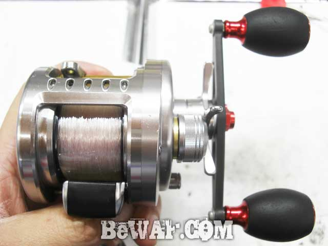 shimano calcutta conquest dc 100 overhaul 1
