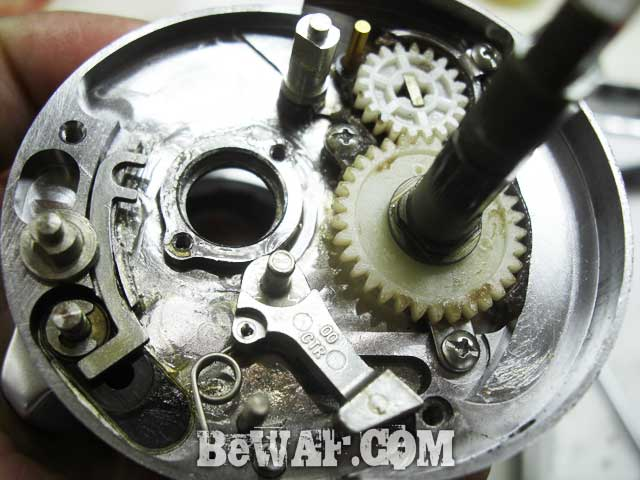 shimano calcutta conquest dc 100 overhaul 2