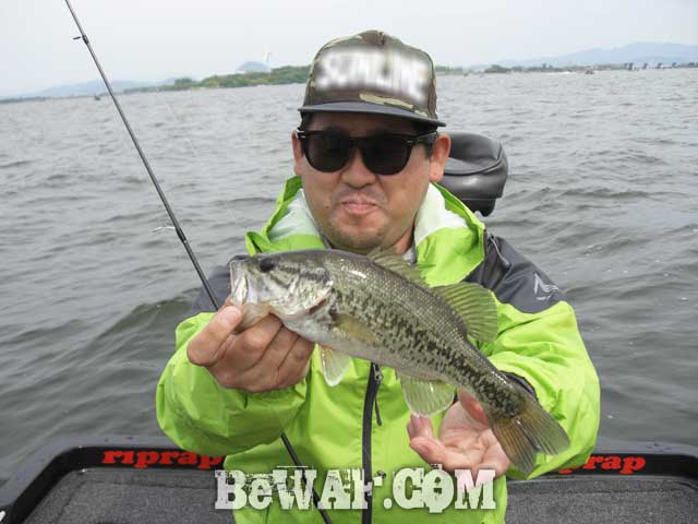biwako bass turi guide yasui chouka blog 12
