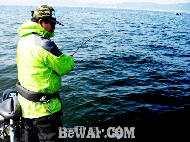 biwako bass turi guide yasui chouka blog 5