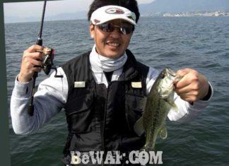 琵琶湖バスフィッシングガイドリポート~大島様~ 30cm