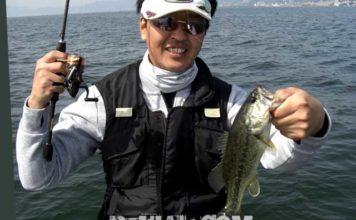 琵琶湖バスフィッシングガイドリポート~大島様~ 30cm 9