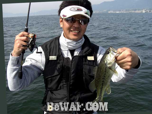 biwako bass turi guide yasui chouka blog 8